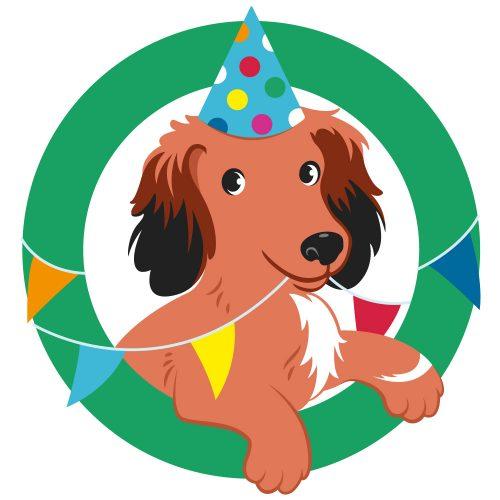 Preview plaatje van Party Pixie logo